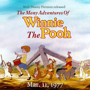 The Many Adventures of Winnie the Pooh 82259131280