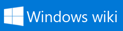 Windows Wiki