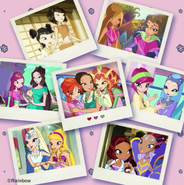 The winx mothers