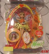 ASM Mattel Toy Fair 2005 Pixie Magic Stella Prototype Doll