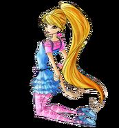 Winx 6 - Stella Gardenia Outfit - Couture - 2