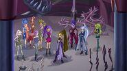 Lazuli, Witches, Trix, Selina - Episode 623 (1)