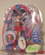 ASM Mattel Toy Fair 2005 Prototype Pixie Magic Musa Doll