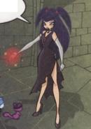 Vamp Dress Mina