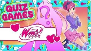 Winx Quiz - Guess The Character 4
