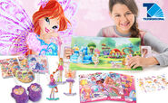 Winx Club Products to Winx Club Reunion 2 - Italy
