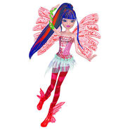 Bloom Musa Deluxe Fashion Doll