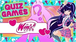 Winx Quiz - Guess The Character 5