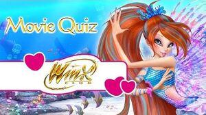 Winx Quiz 1 - Gioca con il Film Winx Club - Il Mistero degli Abissi