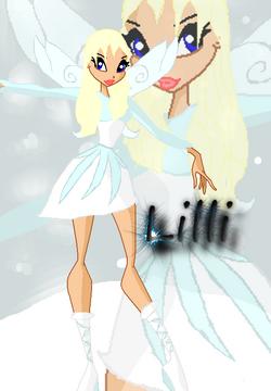 Lilli's Fairy Form