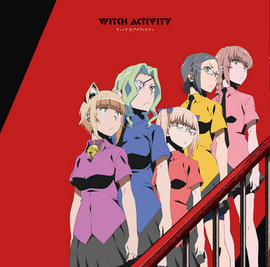 CD Witch☆Activity
