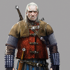 The Witcher 3: Wild Hunt - Concept art.