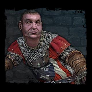 Vincent, the guard captain