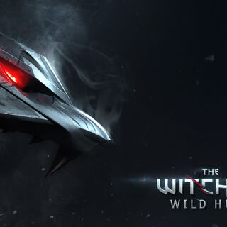 The Witcher 3: Wild Hunt wolf-head logo
