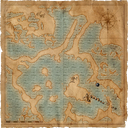 Map to Ravens crypt