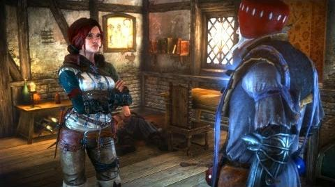 Where is Triss Merigold? (The Witcher 2) Full HD