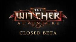 The Witcher Adventure Game Closed Beta Trailer