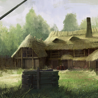the Inn by day