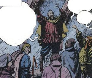 Laurelnose comics