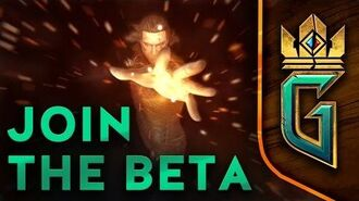 GWENT THE WITCHER CARD GAME Join the BETA