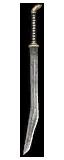 Elfi miecz z Gór Sinych