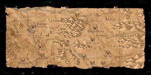 Montagne di Mahakam