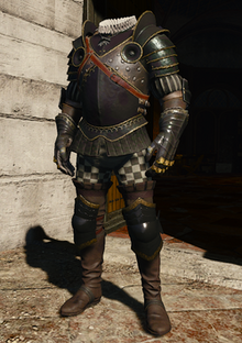 W3 Nilfgaardian Guard Armor
