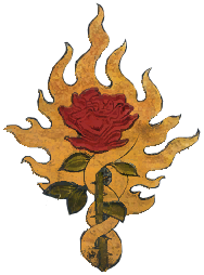 Logo Order of the Flaming Rose