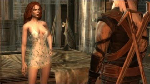 The Source Triss' Lover (The Witcher) HD