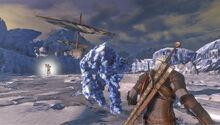 Tw3 fighting Ice Elemental