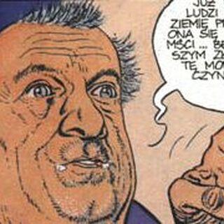 Стреґобор в коміксі «Менше зло»