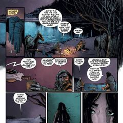 First issue, page 6.