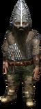un guerrier Scoia'tael