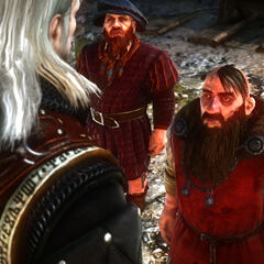 Yarpen in The Witcher 2.