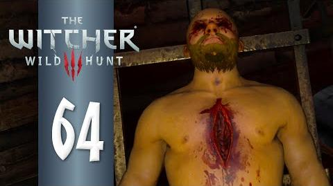 Revenge for Priscilla - The Witcher 3 DEATH MARCH! Part 64 - Let's Play Hard