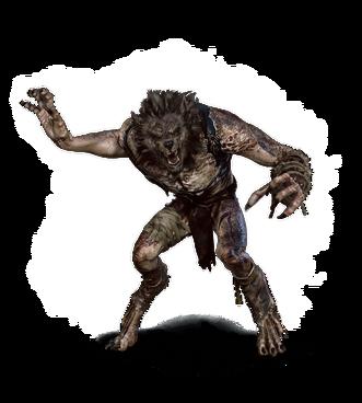 Tw3 journal werewolf