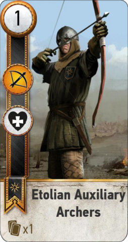 File:Tw3 gwent card face Etolian Auxiliary Archers 2.png