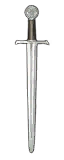 Weapons Temerian steel sword