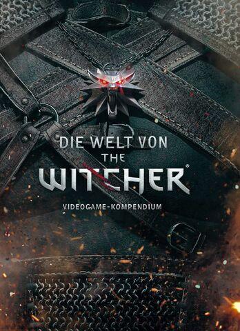 File:The World of The Witcher book deutsch.jpg