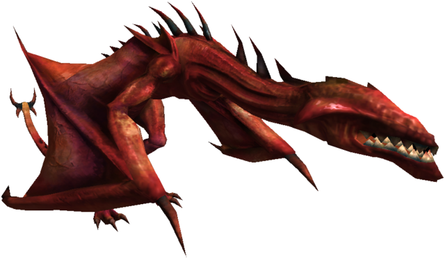 File:Bestiary Royal wyvern full.png