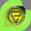 Game Icon Quen symbol selected