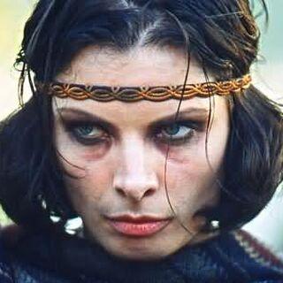 Toruviel, a female elf in <i><a href=