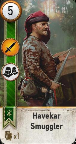 File:Tw3 gwent card face Havekar Smuggler 1.png