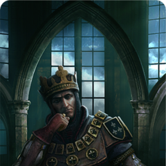 Foltest's gwent card art silver level
