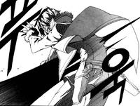 Varete attacks Ryuhwan