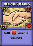 Helping Hands Item Card Variation