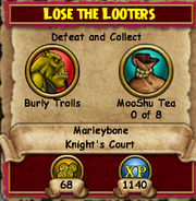 Lose the Looters