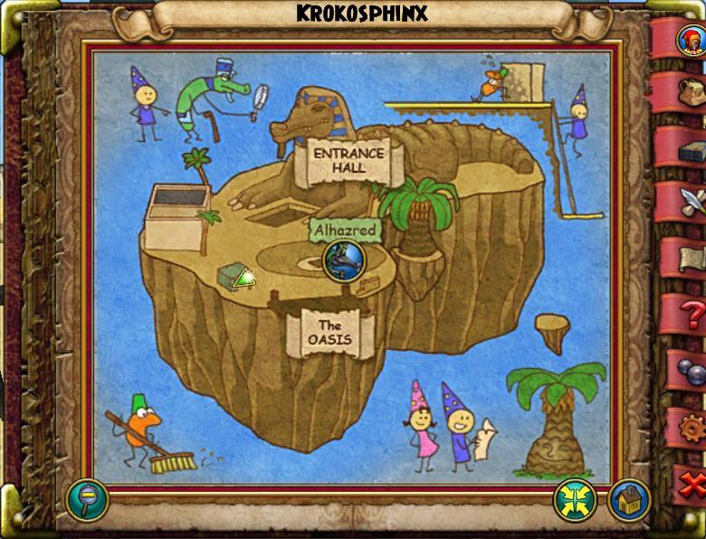 KrokosphinxMap