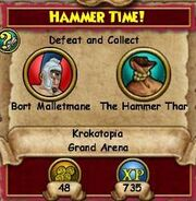 Hammer Timebang