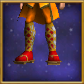 Soldier's Slippers Male
